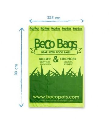 Sacos Biodegradáveis para Dejetos - Beco