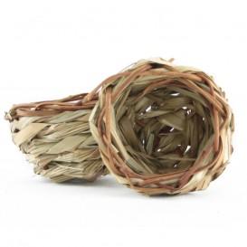 Ninho de Folha Palmeira e Verga