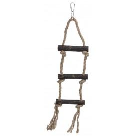 Escada de Corda Natural Living - TRIXIE
