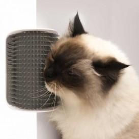 Escova Elevada com Catnip Senses 2.0 - Catit