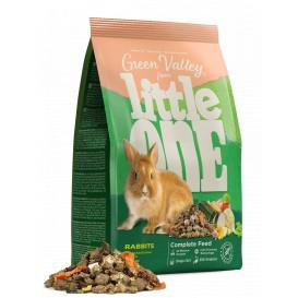 """Alimento enriquecido com fibras """"Green Valley"""" - Little One"""