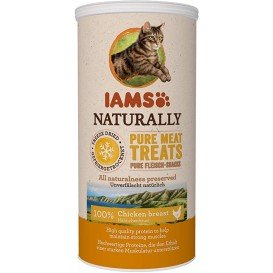 Naturally Meat Treats de Frango - Iams