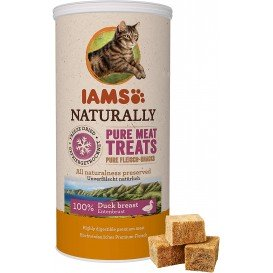 Naturally Meat Treats de Pato - IAMS