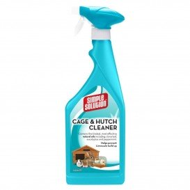Spray de Limpeza Cage & Hutch Cleaner - Simple Solution