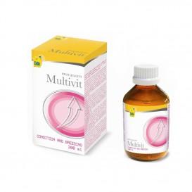 Multivit Vitaminas Para Pássaros - CéDé