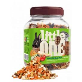 Snack Mix de Pedaços de Vegetais - Little One