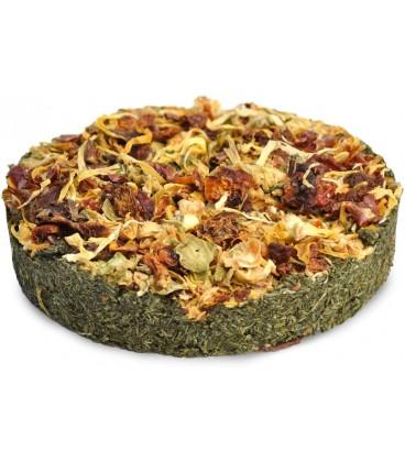 Snack Pizza de Vegetais - Little One