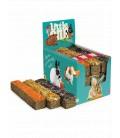 Snack Stick de Feno Cobertos de Vegetais Variados - Little One