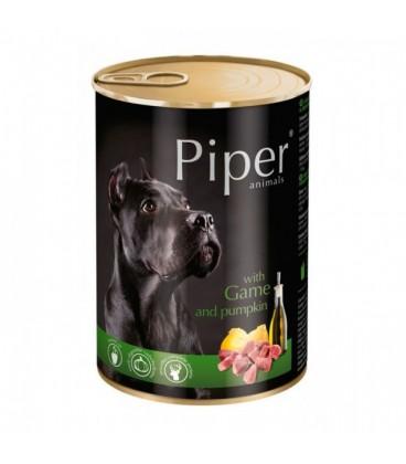 Húmido de Carne de Caça com Abóbora - Piper