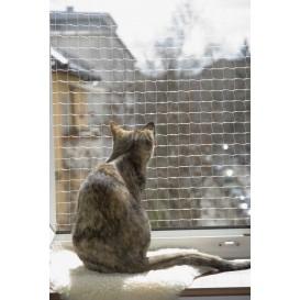 Rede de proteção para Gatos Transparente - TRIXIE