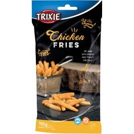 Snack Batatas Fritas de Frango - TRIXIE