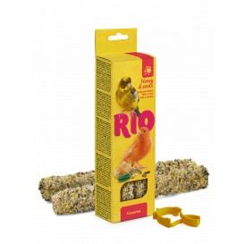Barritas de Mel e Frutos Secos para Canários - RIO