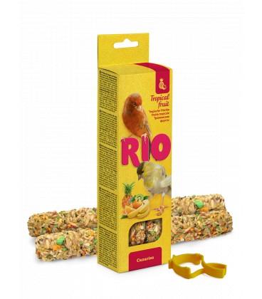 Barritas de Frutas Tropicais para Canários - RIO