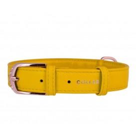 """Collar de Couro """"COLLAR Glamour"""" 38-49cm"""