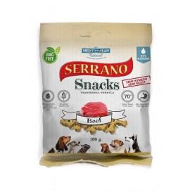Snacks de Vaca - Serrano