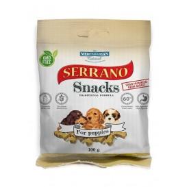 Snacks P/ Puppies - Serrano