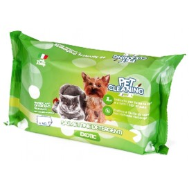 Toalhetes Exotic - Pet Cleaning