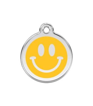 Medalha c/ Smile - Red Dingo