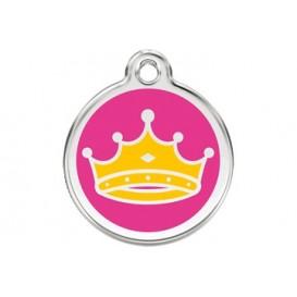 Medalha c/ Coroa - Red Dingo