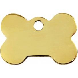 Medalha c/ Forma de Osso - Red Dingo