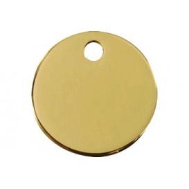 Medalha c/ Forma de Circulo - Red Dingo