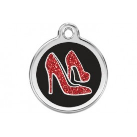 Medalha c/ Sapatos Brilhantes - Red Dingo
