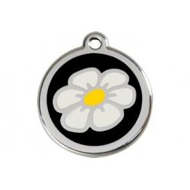 Medalha c/ Margarida - Red Dingo