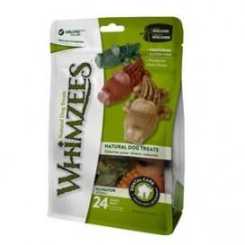 Embalagem de Snacks c/ Forma de Crocodilo - Whimzees