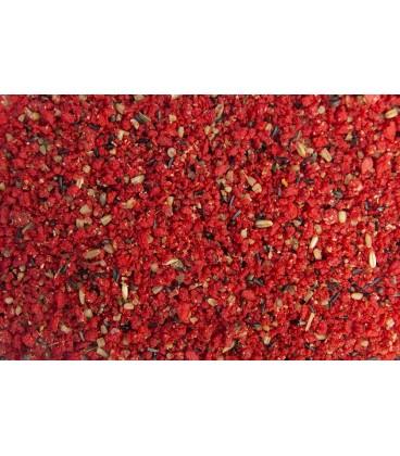 Papa Vermelha Soft Red - Orni Nature