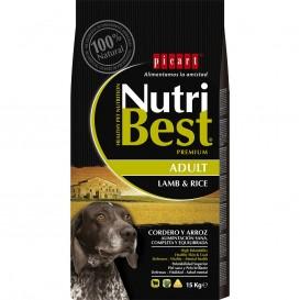 Adult Lamb & Rice - NutriBest